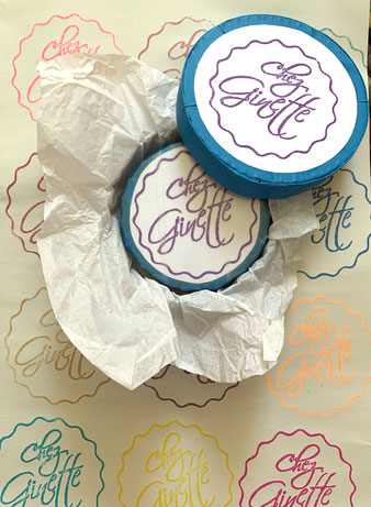 Stempel & Verpackung (Chez Ginette)
