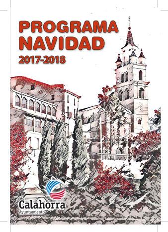 Navidad en Calahorra, programa de actividades