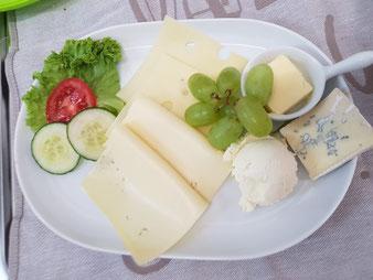 Frühstück Käseglück