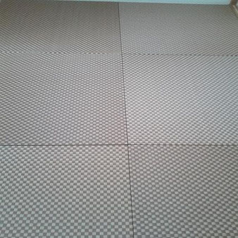 カラー畳(縁無畳)セキスイ美草 市松模様半畳6枚