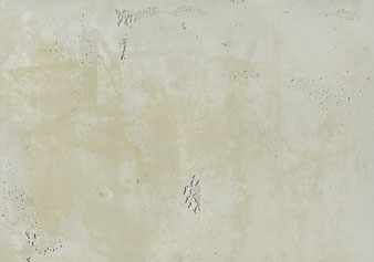 Betonoptik aus Marmorputz