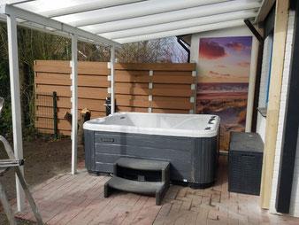 Ferienhaus Direkt am Hooksmeer in Hooksiel Urlaub mit Hund Nordsee Hundeurlaub