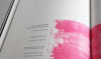 Teaser Zischgold, Tinsel, Marzipan Buchgestaltung