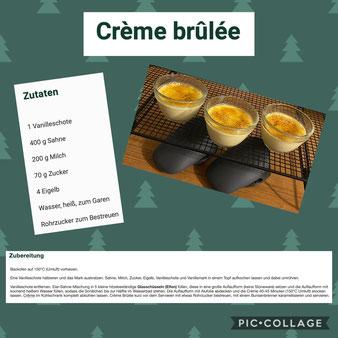 Creme brulee aus den Elfen von Pampered Chef