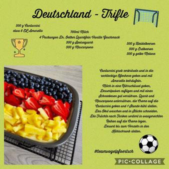 Deutschland Trifle