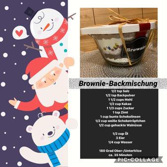 Brownie Backmischung in der Nixe von Pampered Chef