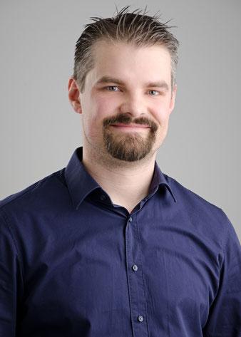 Axel Wünsche, Kundenbetreuer