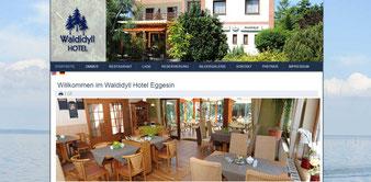 Hotel Waldidyll Ueckermuende