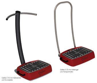 Vibrationsplatte Galileo S 35, Vertrieb, Preis, Test, Vibratonstraining, Meinungen, Galileo: www.kaiserpower.com