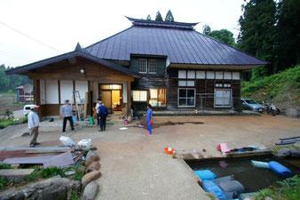 古い家だからと言って、現代の暮らしにマッチしない寒く暗いままで、リフォームするのではありません(長野県)
