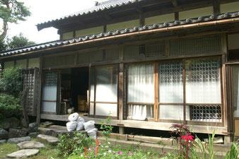 親戚兄弟で話し合って、生家を守ろうと一致団結して修復に至ることのできる建物は幸せです(新潟県)
