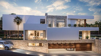 Design-Villa in Marbella, Andalusien