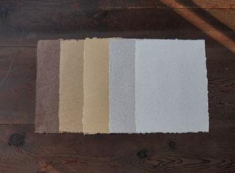 能登仁行和紙 壁紙  杉皮紙 自然素材