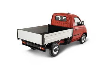 Piaggio Porter KIPPER  - Einzelbereifung Garage Stocker Muttenz