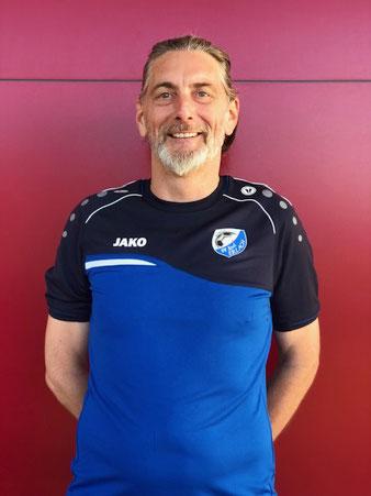 Jugendleiter Stellvertreter (Trainer der Damenmannschaft) Thomas Kammermeier