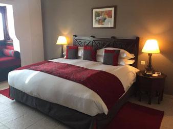 Chambre confort - RAID MAROC