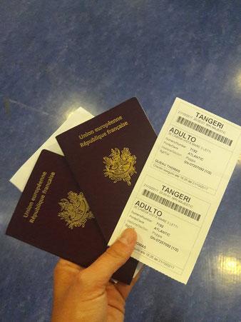 Formalités douanières - RAID MAROC
