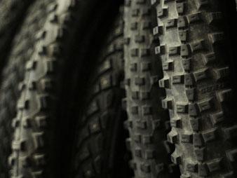 Auf Lager: Reifen und Mäntel