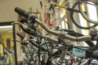 Kosten und Ressourcen sparend: Fahrräder aus zweiter Hand