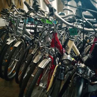 Hier findest du werkstattgeprüfte gebrauchte Fahrräder