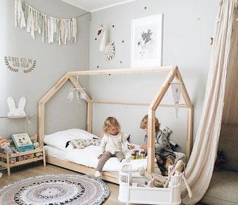 Kinderbett häuschen  Häuschen Kinderbetten - Eged Living Style