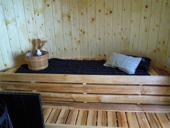 Bancs de Sauna Chalet Uuno