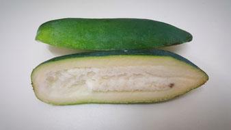 Zitronenbabaco - grüne Babaco