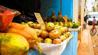 Verkaufsstand in Kuba