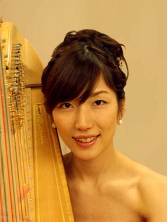田中敦子 Harp