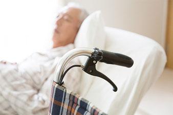 入院時の付き添い