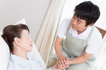 病院・施設等への介護職員紹介