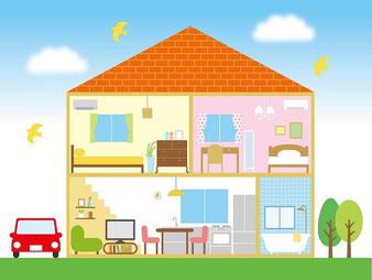 住宅の構造