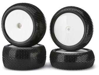 Offroad Radsatz mit mini-pin Reifen, Buggyräder