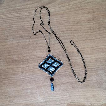 Le choix des perles pour un motif Art Déco