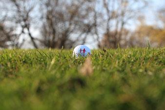 Auch im Golfsport ist die NCL-Stiftung aktiv