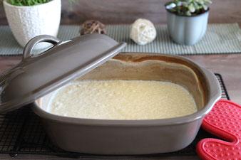 Milchreis aus dem Ofenmeister oder kleiner Zaubermeister Lily von Pampered Chef