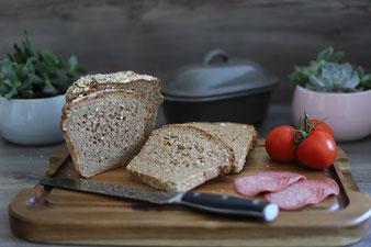 Ratzfatz Brot aus dem kleinen Zaubermeister Lily oder dem Zauberkasten aus dem Pampered Chef Onlineshop bestellen