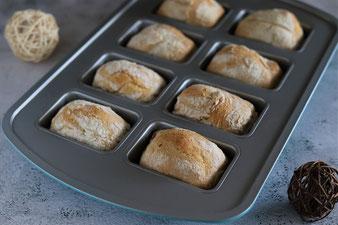 Baguette Brötchen aus der Mini-Kuchen im Pampered Chef Onlineshop bestellen