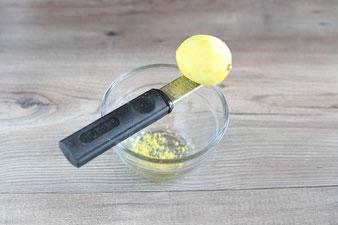 Microplane Zester Reibe für Zitronen im Pampered Chef Onlineshop