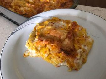 Kürbis Lasagne aus der Ofenhexe vom Pampered Chef Onlineshop bestellen