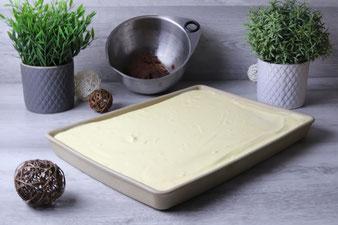Russischer Zupfkuchen im Ofenzauberer mit Teigroller, Edelstahl-Rührschüssel und Kuchengitter aus dem Pampered Chef Onlineshop