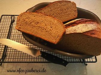 Brot Bauernbrot aus dem Zaubermeister oder Ofenmeister von Pampered Chef aus dem Onlineshop online bestellen