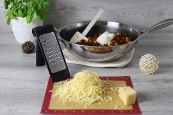 Edelstahl Antihaft Wokpfanne mit Glasdeckel von Pampered Chef im Onlineshop bestellen