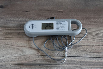 Bratenthermometer von Pampered Chef aus dem Onlineshop