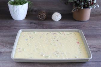 Rhabarberkuchen im Ofenzauberer James von Pampered Chef®