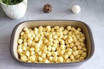 Gnocchi in der Ofenhexe
