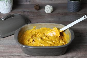 Currygeschnetzeltes Geschnetzeltes aus dem Ofenmeister von Pampered Chef im Onlineshop bestellen