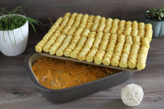 Kroketten mit Pampered Chef