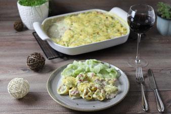 Ofen-Tortellini alla Panna im Bäker aus dem Pampered Chef Onlineshop kaufen