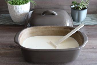 Milchreis im Ofen mit Pampered Chef